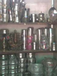 Steel Kitchen Appliance