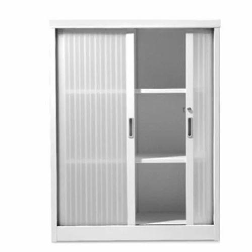 Tambour Doors Units At Rs 18000 Piece भंडारण अलमारियाँ