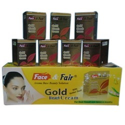 Shimmer Herbal Gold Bleach Cream, Type Of Packaging: Box, Packaging Size: 43gm