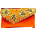 Traditional Stylish Gotta Patti Evening Clutch
