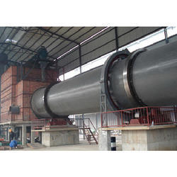 Rotary Kiln Calcination Plant