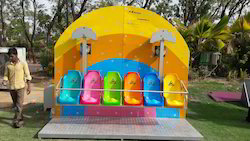 Mini Rainbow Amusement Ride