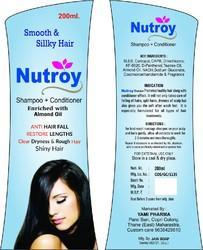 Women Repair & Rescue Nutroy Shampoo, Packaging Type: Bottle, Packaging Size: 200 mL