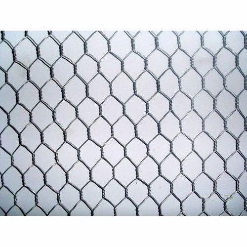 Gi Wire Netting, Wire Mesh & Gratings | Ganesh Steel in Bhavanipuram ...
