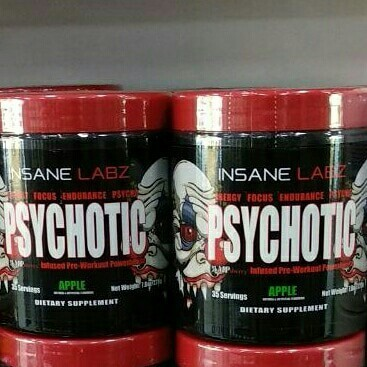 Psychotic booster