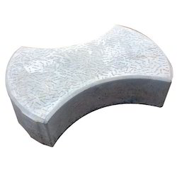 Concrete Paver Block, Thickness: 60mm, for Landscaping