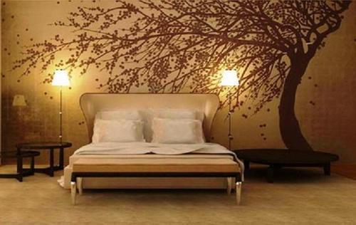 Designer Bedroom Wallpapers.