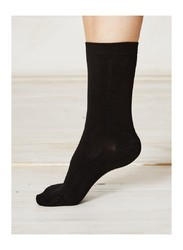 Ladies Plain Socks