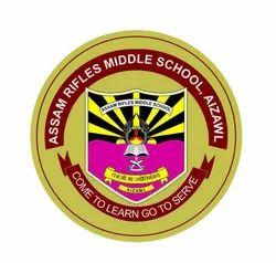 School Metal Badges