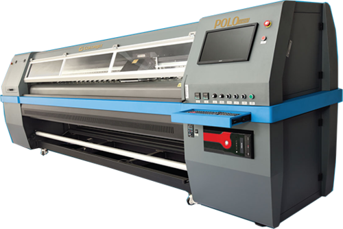 Solvent Printers High Speed Flex Printing Machine