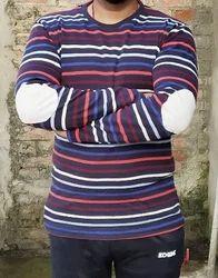 cotton patta full sleev t shirt