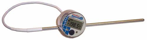 cryogenic temperature logger