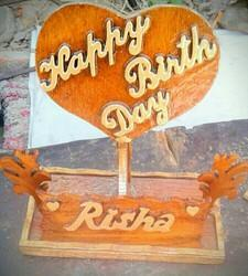 Anniversaries Wooden Loving Couple Gifts