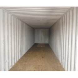 Loading Cargo Storage Container