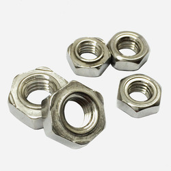 Stainless Weld Nut