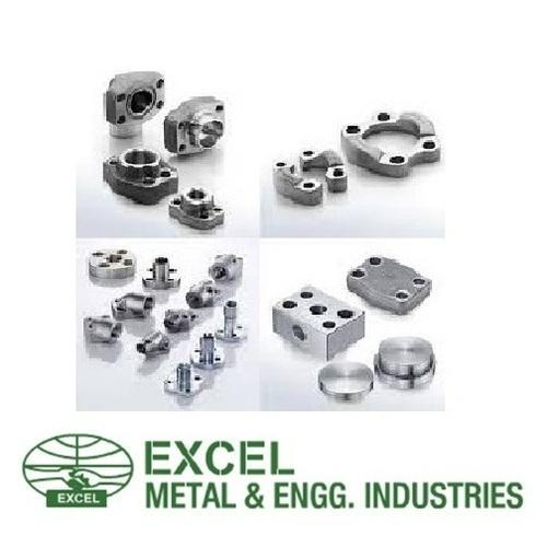 Hydraulic SAE Flanges - Hydraulic Flanges Manufacturer from Mumbai