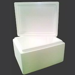 Rectangular Thermocol Box