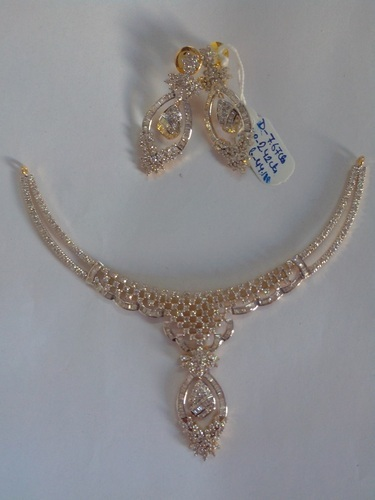 Royal Diamond Jewellery Packaging Type Box For Party Wear Rs