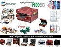 3D Heat Press Sublimation Vacuum Transfer Machine-Red