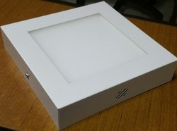 28W Square Surface Panel Light.