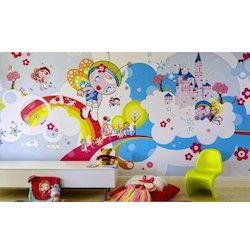 Kids Cartoon Wallpaper