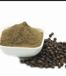 Pure Black Pepper Powder, Packaging: Packet