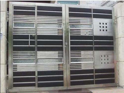 Stainless Steel Railing Gate At Rs 750 Square Feet S