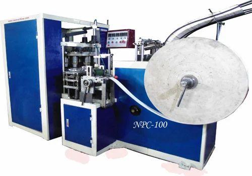 Indian Made Paper Coffee Cup Machine Semi Automatic Paper Cup Making Machine Paper Cup Machine प पर कप म क ग मश न Nac Machineries Thoothukudi Id 12187192473
