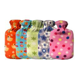 Hot Water Bottle Soft Flannel Covers