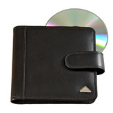 Leather CD Cover