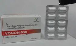 DSR Pantoprazole 40 mg Dom 30 mg Sr