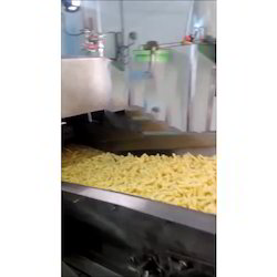 Automatic Snacks Frying Machines