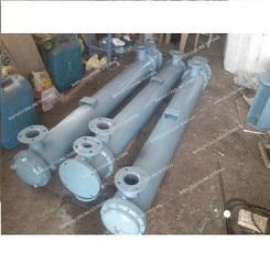 Sewage Treatment MS Tube Heat Exchanger