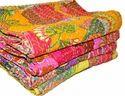 Tropical Kantha Bedspread Mix Wholesale Lot Tropicana Throw