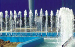 Jumping Jets Water Fountain