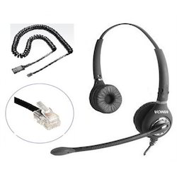 Vonia Dh101d Rj09/rj11 Headsets For Telephone Analog and Voice