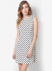 White Black Party Dresses