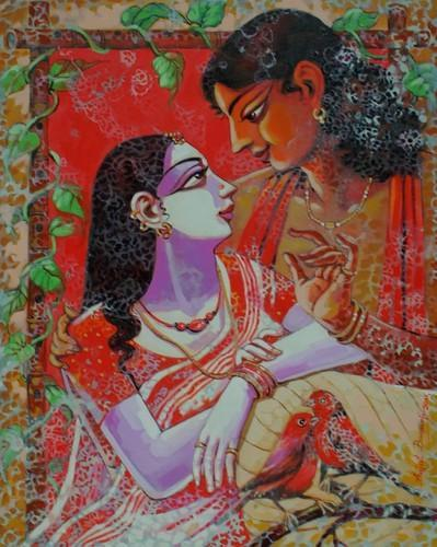 Decorative Painting - Durga Painting Service Provider from
