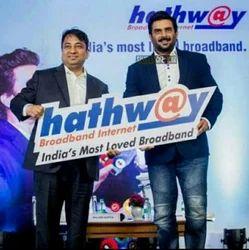 Cable Modem Hathway Broadband Internet, Delhi Ncr