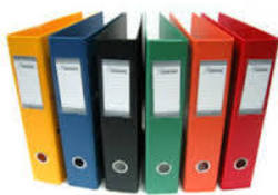 Files And Stationery