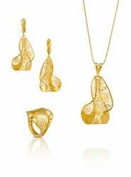 Gold pendants italian pendant set retailer from vijayawada italian pendant set aloadofball Gallery