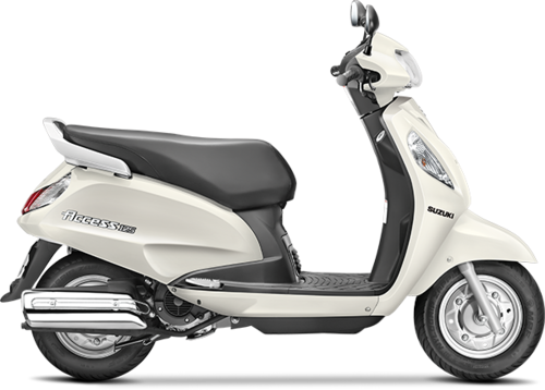 suzuki access 125 white view specifications details of suzuki scooter by pride suzuki. Black Bedroom Furniture Sets. Home Design Ideas