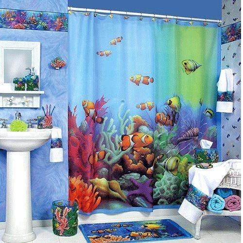 Kids Bathroom Interior Design