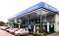 Hyundai Car Showroom Commercial Projects