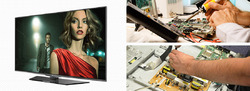 LCD LED 3D TVs Repair Services