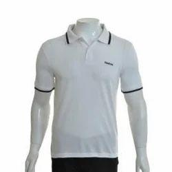 ec5aa459 Reebok White Collar T Shirt at Rs 599   Collar T Shirt   ID: 13850696048