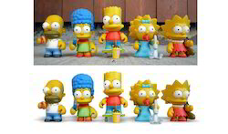 Kidrobot Simpsons Kids Toys