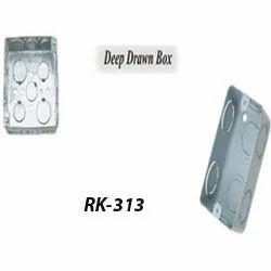 Deep Drawn Box