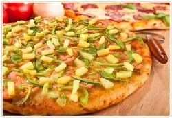 Deluxe Vegetarians Pizza