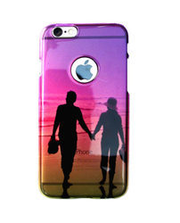 Love Couple Back Cover For Iphone 6 6s
